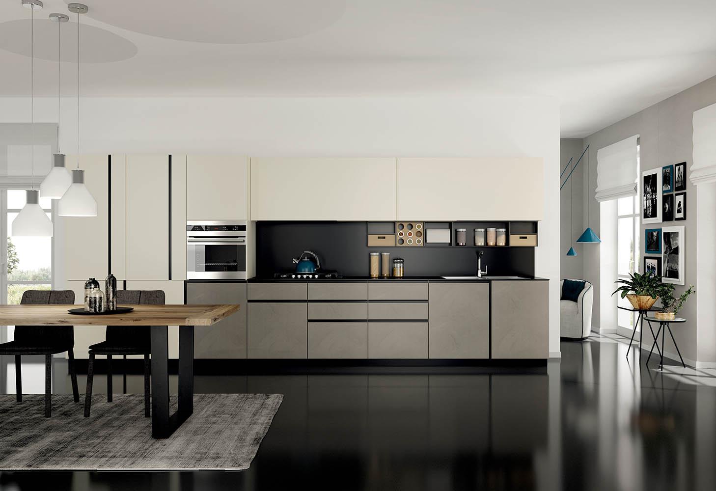 Cucina Open Space Moderna cucine: scegli lo stile classico o moderno per la tua cucina