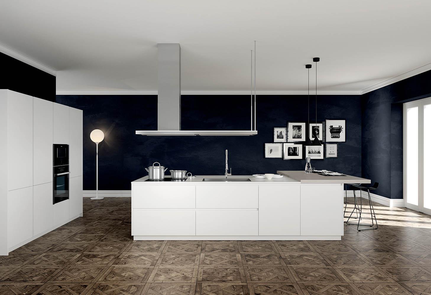 Ambientazione Cucine Moderne.Cucine Moderne Scegli Lo Stile Moderno Per La Tua Cucina
