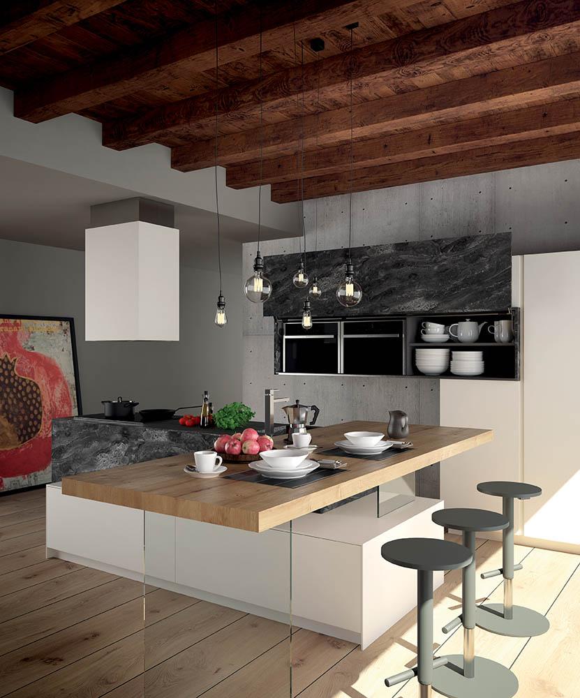 Cucine Componibili Con Isola Prezzi.Cucine Con Isola Scegli Lo Stile Moderno Per La Tua Cucina