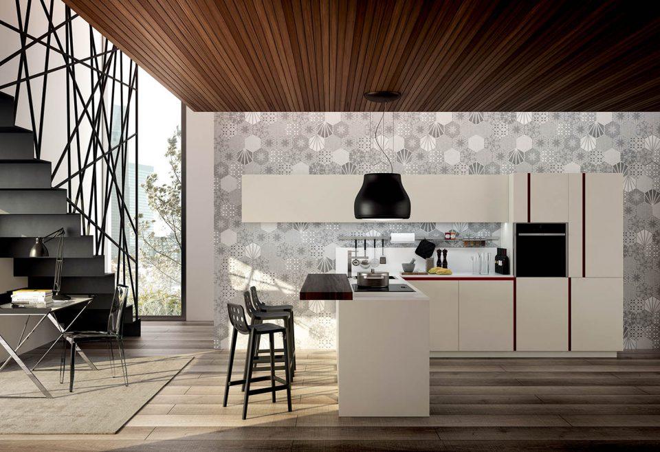 Cucine Limena, Cucine Moderne Limena, Cucine con isola ...