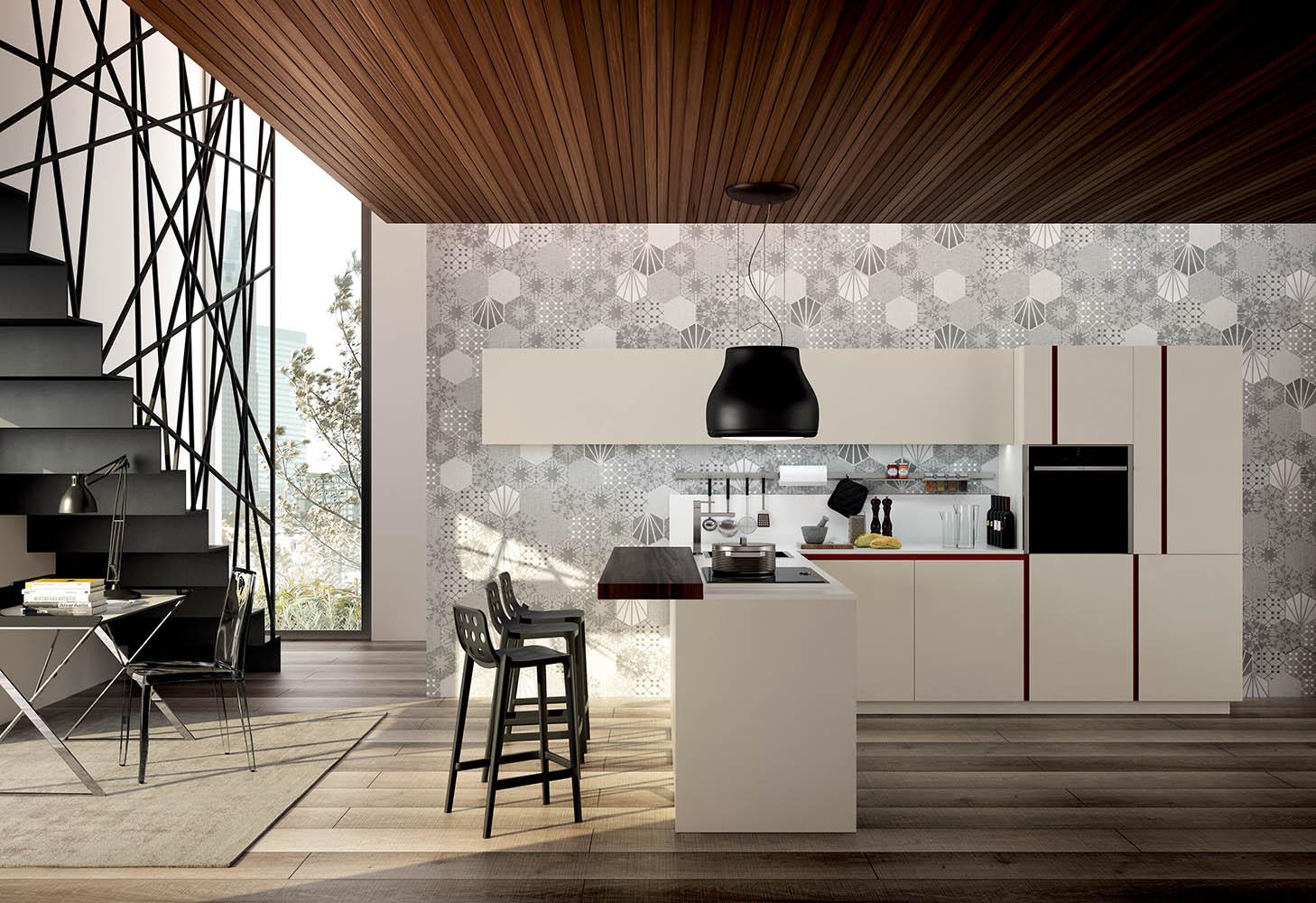 Cucine Componibili Con Angolo cucine componibili: scegli lo stile moderno per la tua