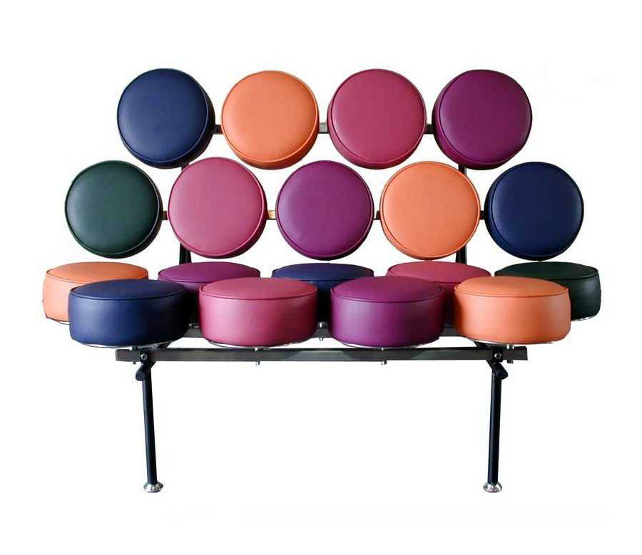 Marshmallow Sofa - George Nelson Vitra