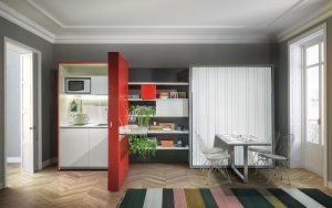 Penelope 2 Kitchen Box - Clei Genesin