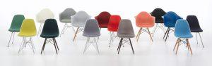 Plastic Chair Armchair - Charles e Ray Eames Vitra
