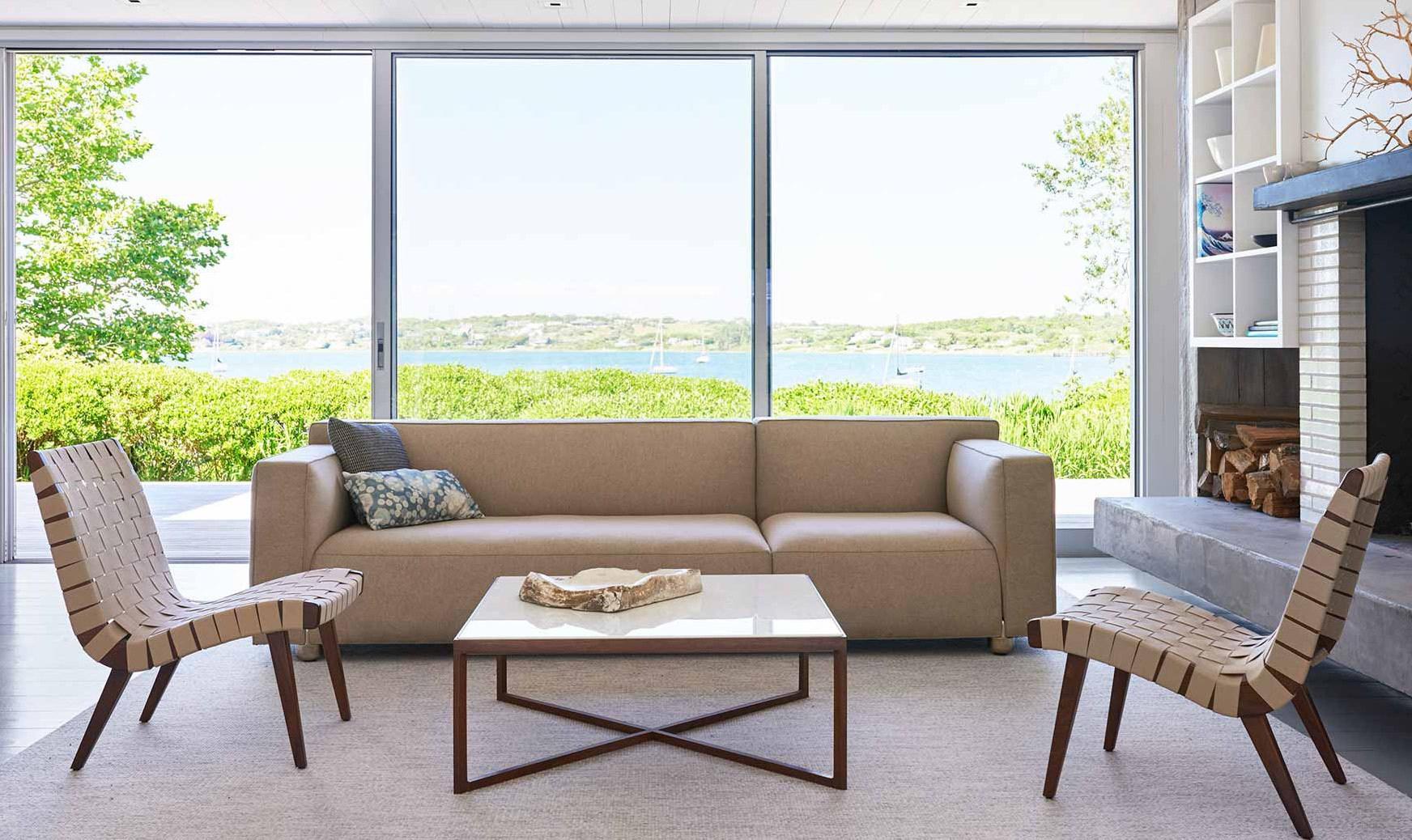 Complementi zona living - Knoll Genesin