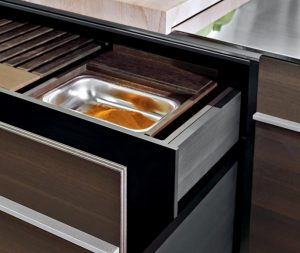 Dettaglio cucina - Molteni Dada Genesin