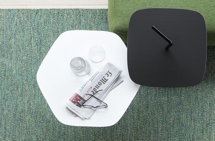 Dettaglio tavolini indoor - Lapalma Genesin