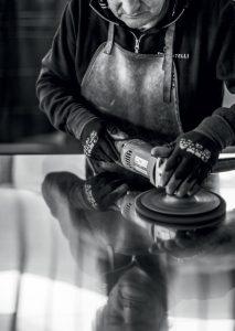 Lavorazione materiale - De Castelli