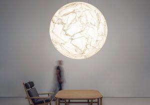 lampada moon -davide-groppi
